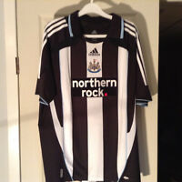 Newcastle United Soccer Shirt/ Jersey  size XL