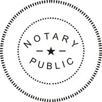 Notary Public - document witnessing