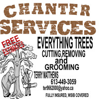 professional tree service available