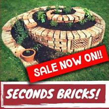 SALE! Cheap Clay Seconds Bricks from 53 Cents each Brrand NEW!! Adelaide CBD Adelaide City Preview