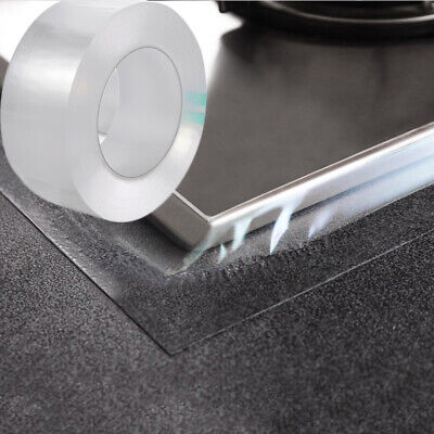 Bath & Wall Sealing Strip Tape Flexible Waterproof Kitchen C