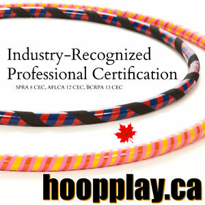 Hoop Play Training!