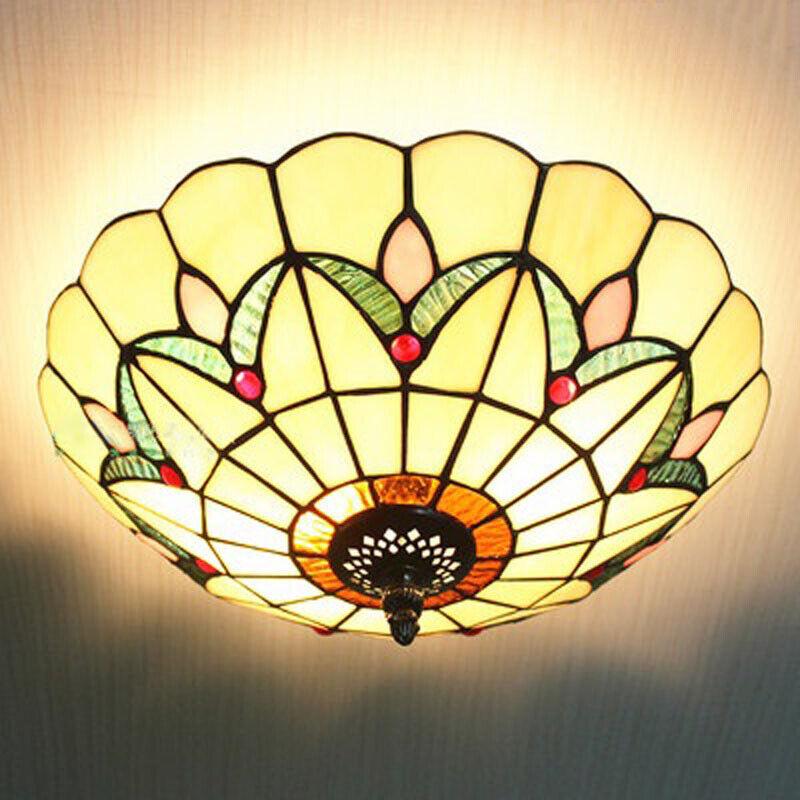 Flush Mount Ceiling Light Craftsman