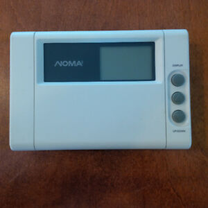 Money Saving Programmable Thermostat