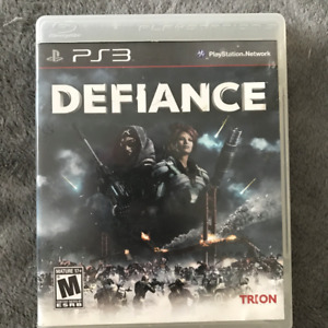 PS3 / Playstation 3 Game: DEFIANCE