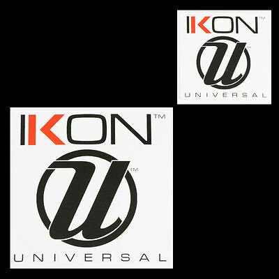 IKON AUTOPARTS 3 X 3 PLUS 5 x 5 STICKER