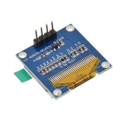 Blue White 128x64 Oled Lcd Led Display Module For Arduino 0.96 Inch I2c Iic Ser