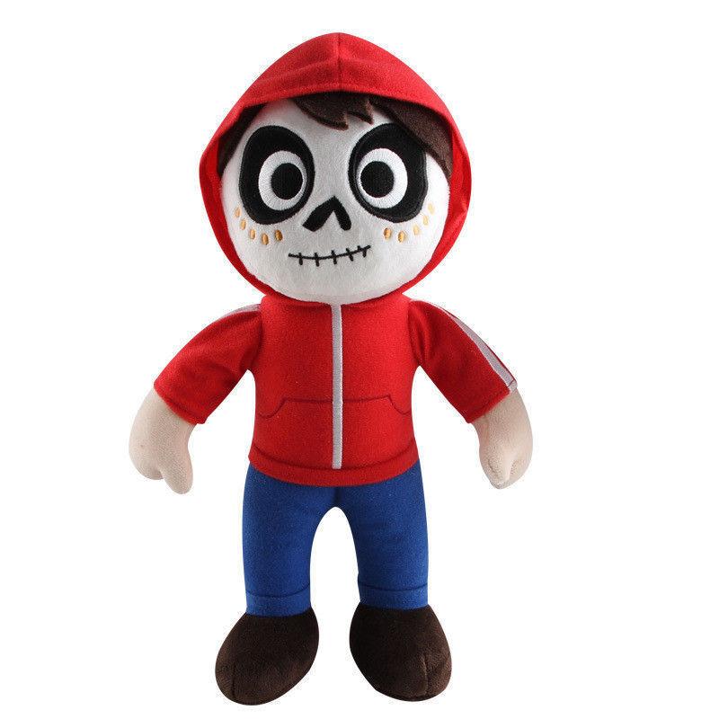 Disney Coco Miguel Stuffed Plush Doll Soft Figure Toy 12 inc
