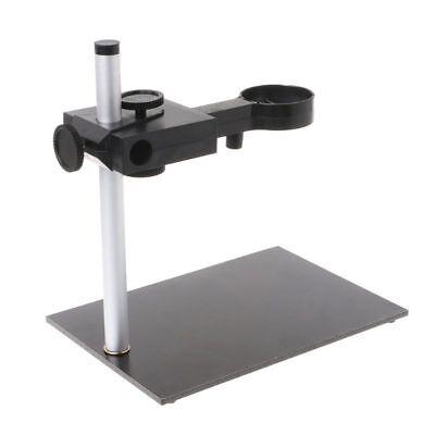 Universal Digital Microscope Holder Stand Support Bracket Adjustable Parts Tools