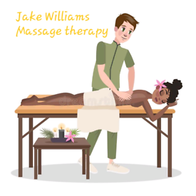 Jake Williams massage service (females only)