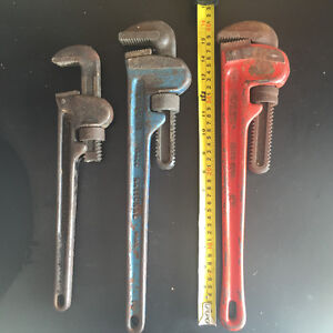 3 Pipe Wrench