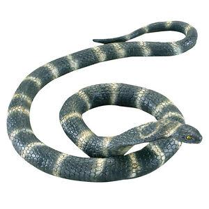 Gomilla-Serpiente-Halloween-Decoracion-Hogar-Accesorio-de-disfraz