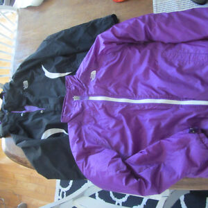 North Face Triclimate Jacket Girls sz MED 10/12