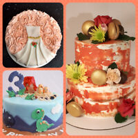 Custom Cakes for All Occasions!!