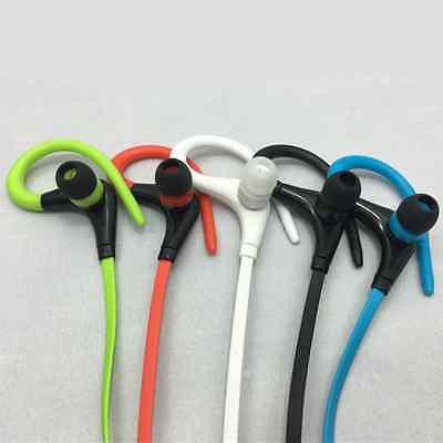Bluetooth Wireless Headset Stereo Headphone Sport Earphone Handfree for Phone US