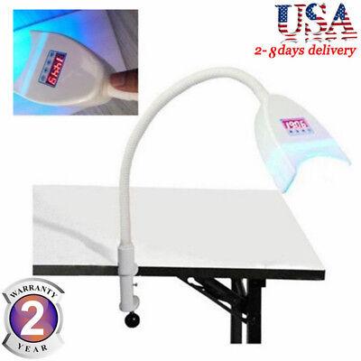 Dental Chair Teeth Whitening Machine Cold Led Light Lamp Bleach Accelerator