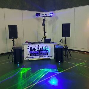 MUSIC VIBE DJ SERVICE - STATE OF THE ART SOUND AND LIGHTING