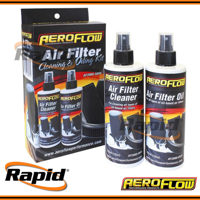 Aeroflow Air Filter Cleaner and Oil Kit AF2000-5050