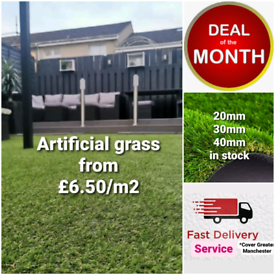 🔥Artificial grass from £6.50/m2🔥