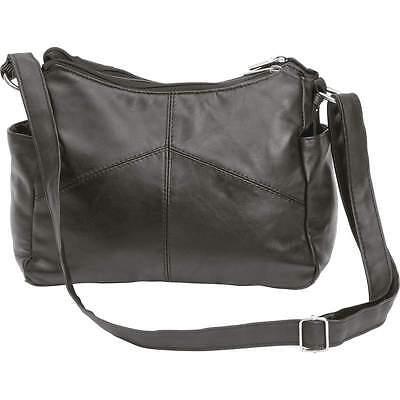Embassy™ Solid Genuine Lambskin Leather Purse  lupurse100