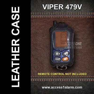 Viper 479V Leather Remote Control Case