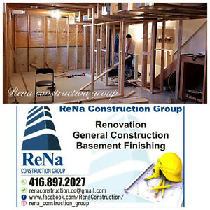 Home & Basement Renovation