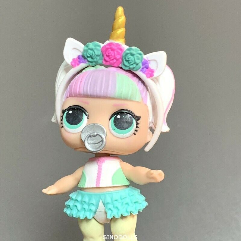 rare LOL Surprise Doll Sparkle Series Glitter Unicorn toy Authentic Real L.O.L.