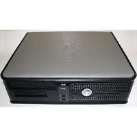 Dell OptiPlex 380 SFF Desktop PC Core2 Duo 3GHz DVDRW 4GB 160GB