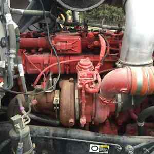 CUMMINS ISX-11.9 ENGINE