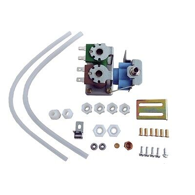 Water Valve Kit for Whirlpool 4318046 Part Dual Solenoid ()