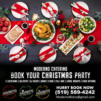 BOOK YOUR CHRISTMAS PARTY (KW-Region)
