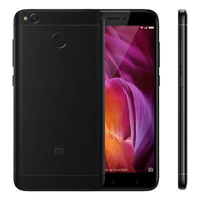 """Original Xiaomi Redmi 4X 3GB+32GB Snapdragon 435 Octa Core 5"""" 13MP 4100mAh MIUI8"""