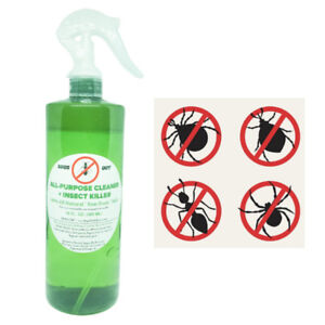 Non-Toxic Insect Killer & Household Cleaner