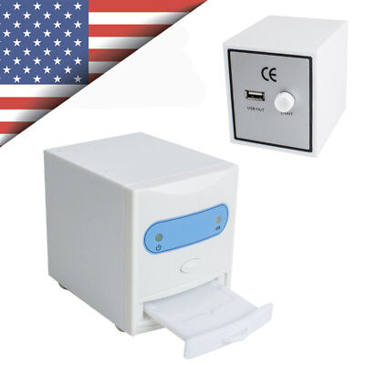 Us Dental X-ray Xray Film Reader Scanner Viewer Digital Oral Image Converter Usb