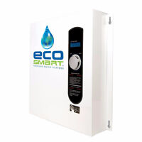 Water heaters and tankless