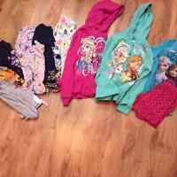 Loot of girls size ten clothes