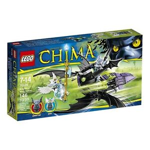 LEGO Chima Braptor's Wing Striker Eris Halor CHI 70128 146 PCS