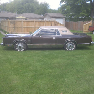 1980 Lincoln Mark V1 351 Cu.In.Windsor Motor