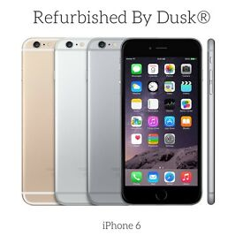 Apple iPhone 6s Gold Refurbished By Dusk®