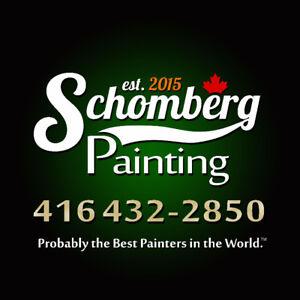 Schomberg Painting