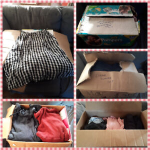 **Sold** Maternity Clothes