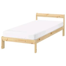 IKEA Single bed frame + slatted base