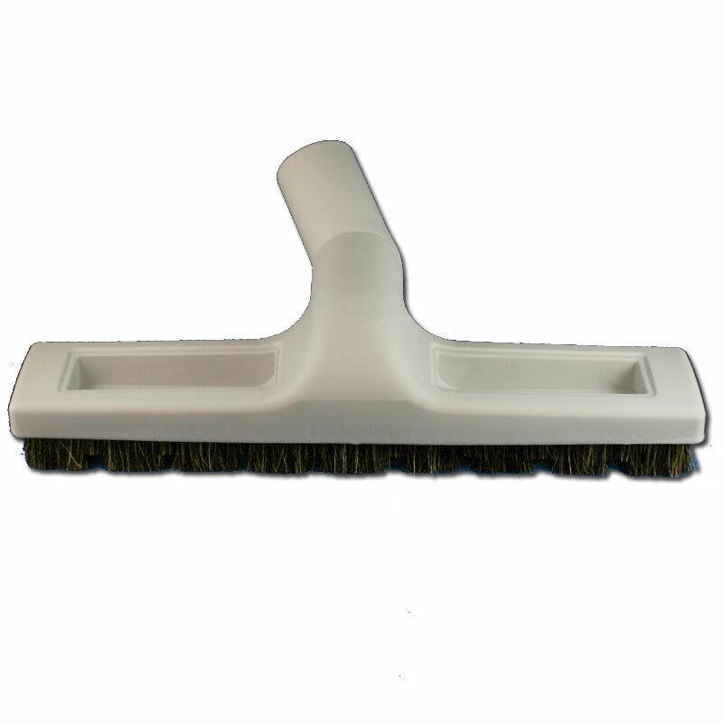 "12"" White Vacuum Cleaner Hardwood Wide Hard Floor Brush Tool"