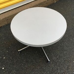 """Small 24"""" Diameter side table for SALe"""