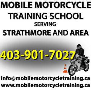 Motorcycle Skills and Safety Training school