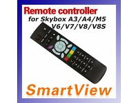 F3 F4 F5 M3 REMOTE Skybox F5s CONTROL OPENBOX S9 S10 S11 S12 SKYBOX