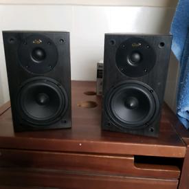 GALE 3010S bookshelf speakers