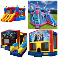 Bouncy Castle, AirBrush Tattoo & Face Painting & Balloon animal