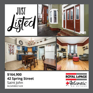 42 Spring Street - 4 Unit Investment Property