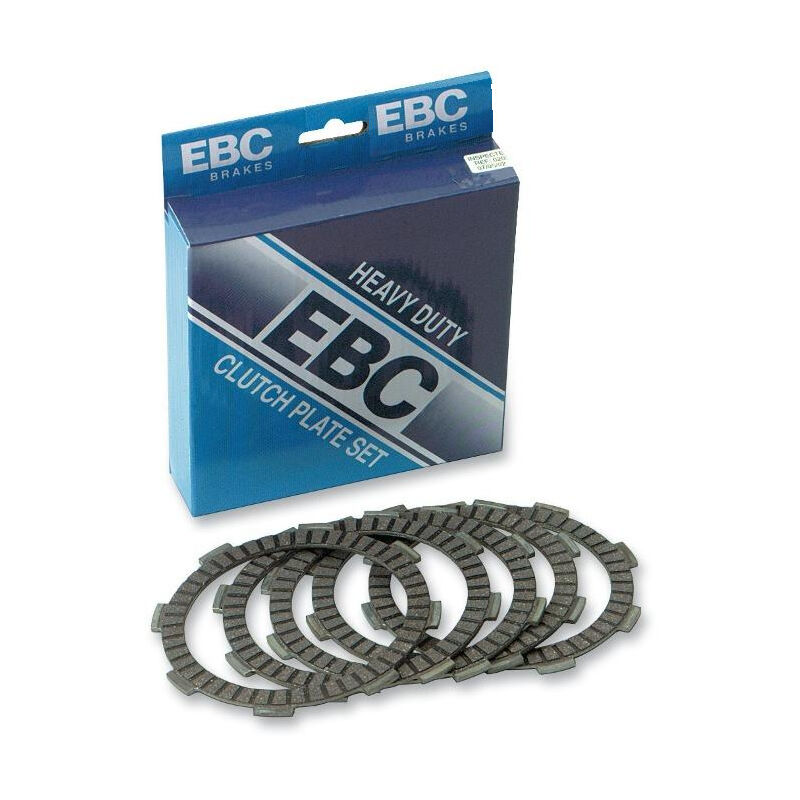 EBC Clutch Plates for Yamaha XJ600 Diversion 1994 inc N CK2255